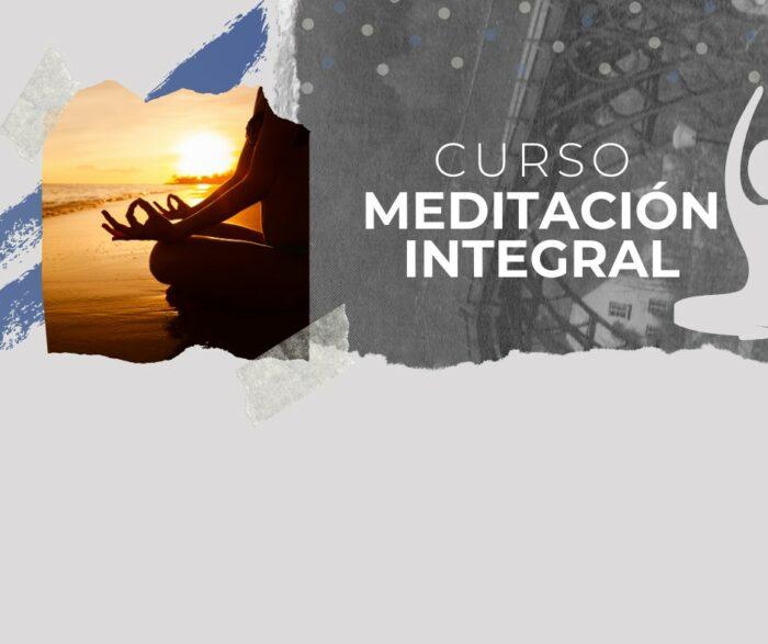 curso meditacion integral